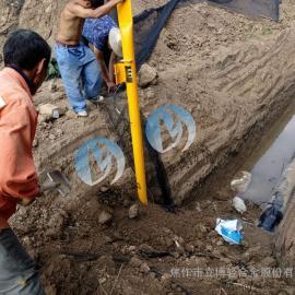 排水管道用的镁合金牺牲阳极,带缆线镁阳极