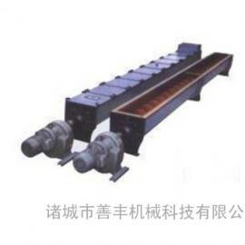 小型倾斜螺旋输送机 善丰机械输送机