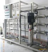 现货供应2t/h工业纯水机 反渗透水处理设备