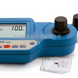 哈纳HI96728微电脑硝酸盐氮浓度测定仪