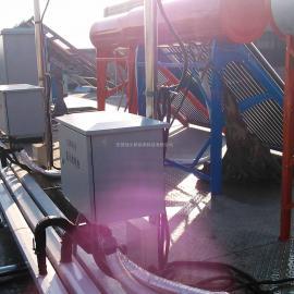 TMC-4S中高温太阳能热水系统热性能测评系统 光热检测
