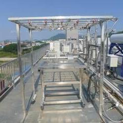 TMC-PL太阳能热水器集热器淋雨装置耐久物理性能测试