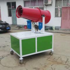 供应湖北武汉 除尘喷淋雾炮机 厂家直销 快速发货