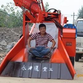 四鑫机电|海西120型轮式扒渣机|引水洞扒渣机性能