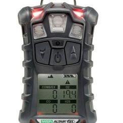 梅思安MSA天鹰Altair4X便携式四合一气体检测仪