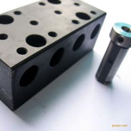 厂家供应数控排刀架数控机床配件数控车床刀座/刀架 内冷定制