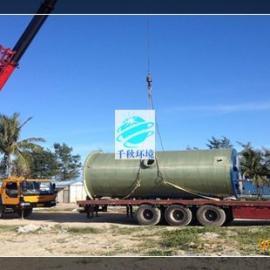 喀什玻璃钢一体化预制泵站质量保证