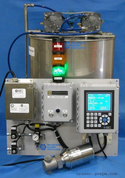 铜冶炼制酸系统20%SO3发烟硫酸在线浓度仪