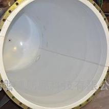 紧衬四氟容器-无锡磐博防腐优质提供