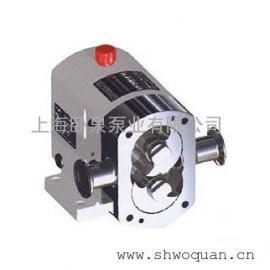 单叶型转子泵