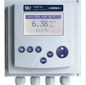 德国WTW DIQ/S181在线浊度,溶解氧,电导率分析仪