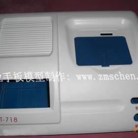医疗用车床外壳手板 CNC模型加工 医疗仪器手板模型制作