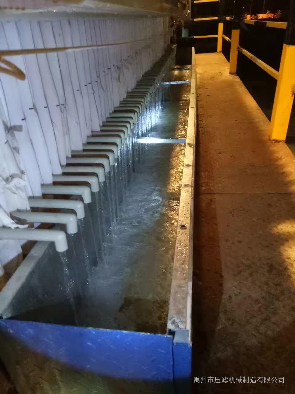 环保废水、污水达标排放工程专用压滤机