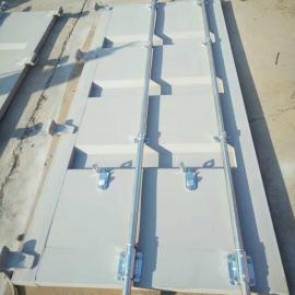 加工定制各种规格集装箱对开门认准沧州信合