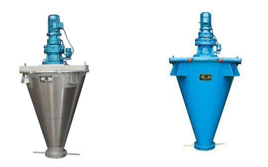 厂家直销立式锥形混合搅拌机 悬臂双螺旋锥形混合