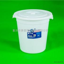 350升塑料钢化桶