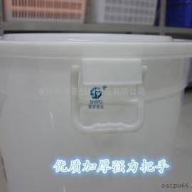 2016全新小区物业垃圾桶 赛普塑业厂家直销工业标准钢化桶