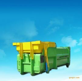 建强环保设备专业生产 环卫垃圾压缩设备