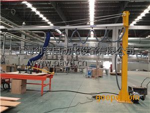 上海劲容板材气管吸吊机 真空搬运机 气管搬运机 真空提升机