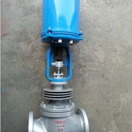 ZDLM电子式电动套筒调节阀生产厂家