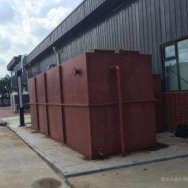 100T养殖污水处理设备