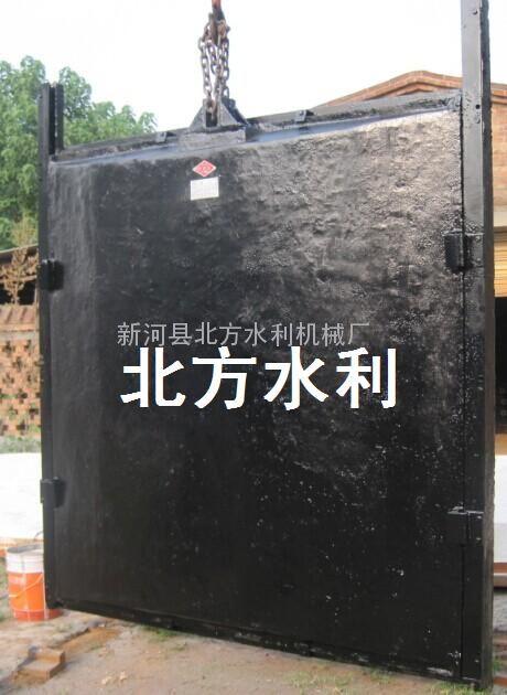 附壁式铸铁镶铜闸门