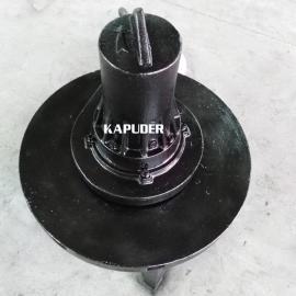 南京凯普德2.2KW老式圆盘离心曝气机 增氧曝气机