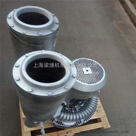 25KW高压旋涡气泵-双段式漩涡气泵工厂报价