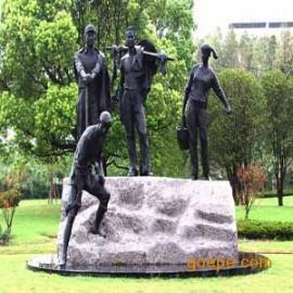 供兰州景观雕塑和甘肃彩塑特点