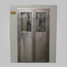 科来创供应1500型冷轧钢板烤漆小型双吹货淋室、货淋通道