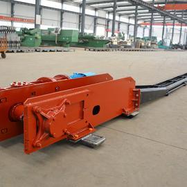 煤矿用刮板输送机 17刮板机 小型刮板机厂家 嵩阳煤机