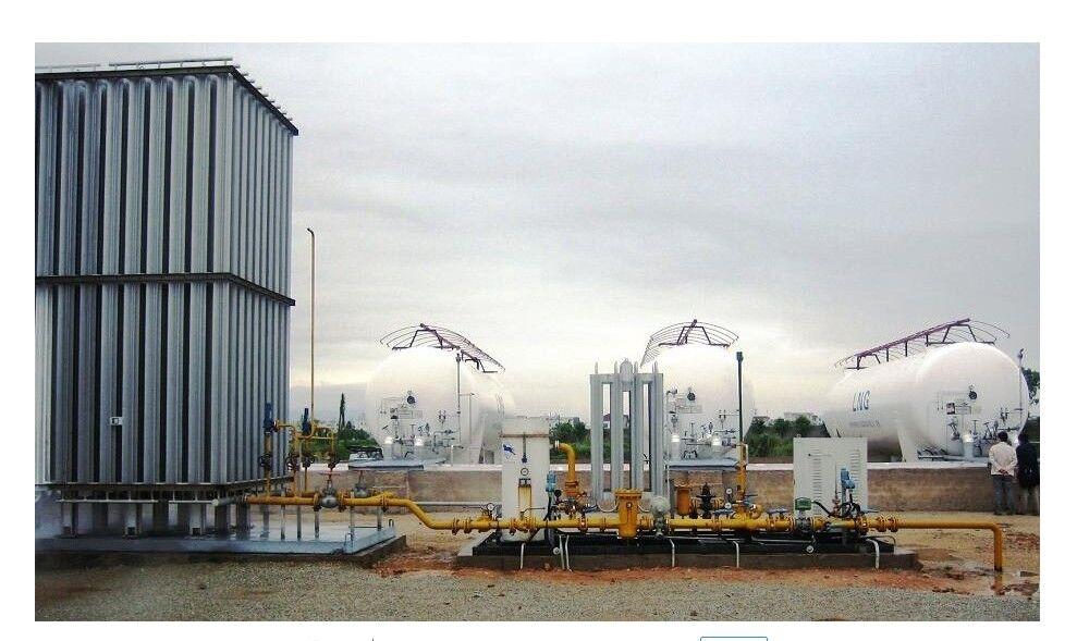 LNG气化站