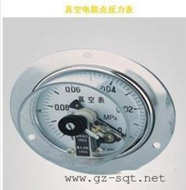磁助式真空电接点压力表