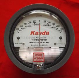 净化洁净室0-60PA正负压仪K2000正负压表