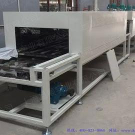 定制蒸汽隧道烘箱,135度玻璃纤维蒸汽烘干箱