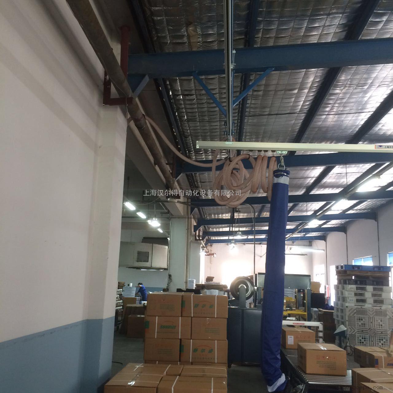 真空吸盘吸附纸箱、35kg纸箱搬运码垛吸盘吊具