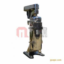 中药提取液离心澄清GQ150管式离心机