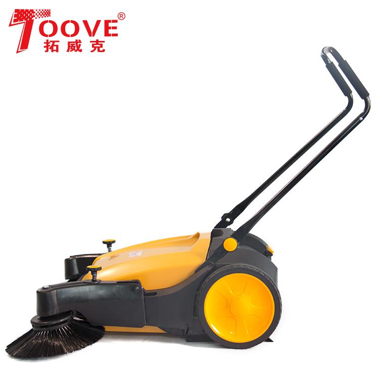 手推式无动力扫地车 环卫保洁扫地机 TS950道路清扫机