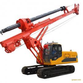 海峨小型旋挖钻机专业售后24小时到场