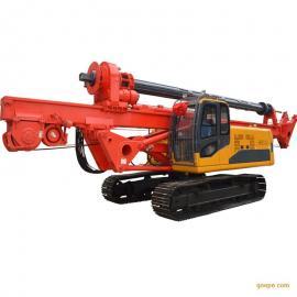 桩工机械小型旋挖钻机可打强风化
