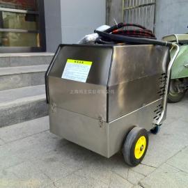 柴油加热油泥清洗高温饱和蒸汽清洗机
