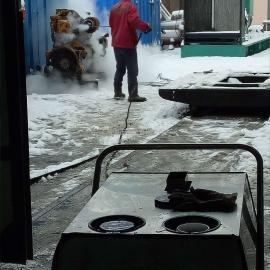 柴油驱动高压清洗机