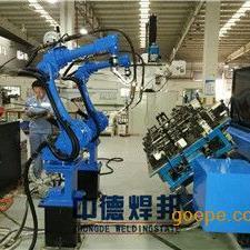 型伺服变位机 焊接旋转台 可与焊接机器人同时搭配操作