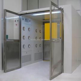 供应洗涤用品认证多人三吹风淋室