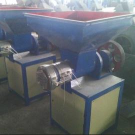 上海环保浆造粒机生产视频