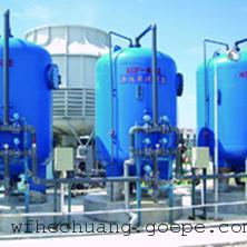 中水回用活性炭过滤装置的工作原理及作用