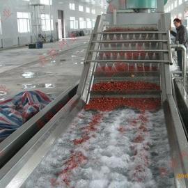 河北果蔬清洗机输送带 防腐蚀输送带厂家 去皮杀菌机网带