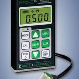 美国达高特DAKOTA进口MMX-6高精密超声波测厚仪