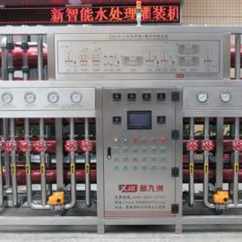 广东深圳新九洲供应大桶纯净水生产设备|饮用纯净水生产设备