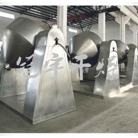 铅精粉专用真空干燥设备,双锥回转真空干燥机,双锥干燥机